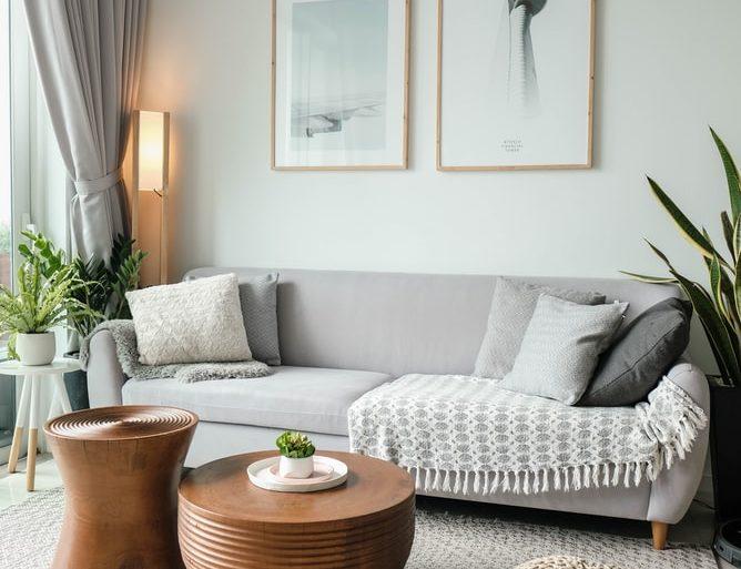 Moderne Wohnzimmer Teppiche