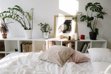 Skandinavische Einrichtung: Schlafzimmer im Skandi-Stil