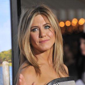 Jennifer Aniston Haus: Portrait von Jennifer Aniston