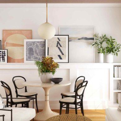 Wohnung verschönern: Wohnzimmer