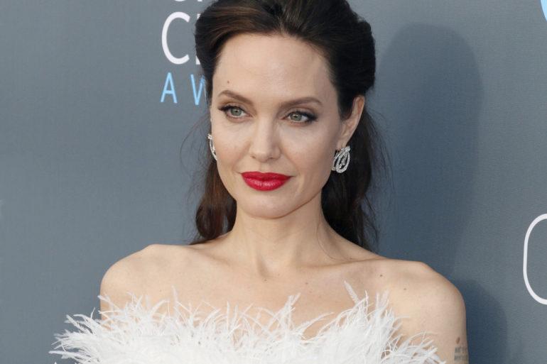 Die 15 schönsten Badezimmer der Stars: Angelina Jolie