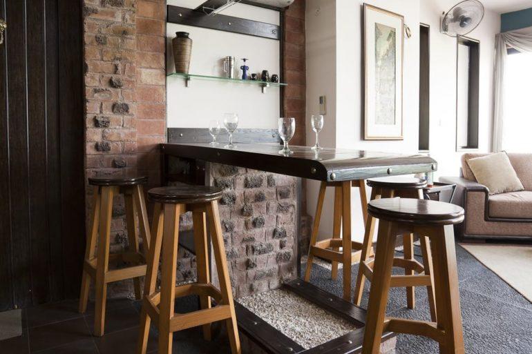 Bar-Ideen für Zuhause: